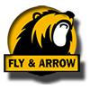 logo flyandarrow