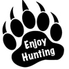 enjoy hunting logo